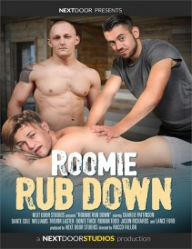 Filmes gay - Roomie Rub Down