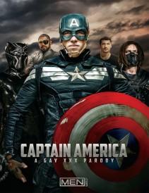 Captain America: A Gay XXX